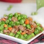 豌豆滑牛肉