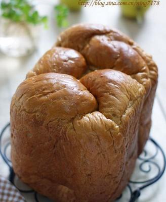 红糖米饭面包