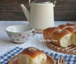 菠萝牛奶小面包