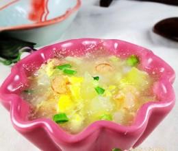虾仁冬瓜茸