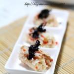 海苔培根饭团