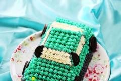 3D汽车蛋糕