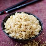 活性糙米饭