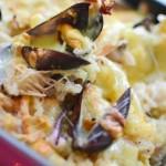 简易版海鲜焗饭