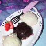 巧克力脆皮雪糕