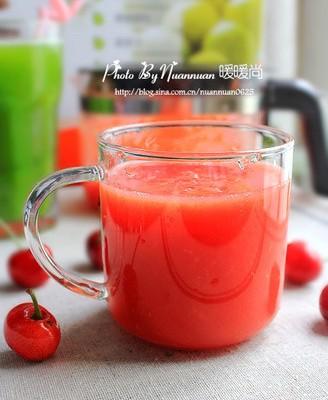 番茄樱桃汁