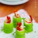 小龙虾丝瓜盅