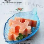 木瓜酸奶冰