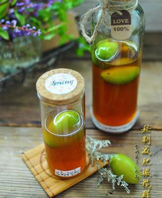 醋的功效与作用-秘制橄榄醋