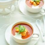番茄蔬菜浓汤