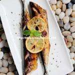 盐烤秋刀鱼