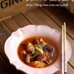 番茄山药牛腩汤