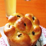 圣女果干吐司面包