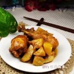 琵芭腿焖土豆