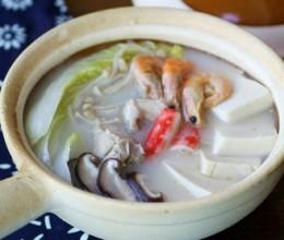 骨汤什锦锅