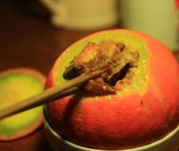 金瓜蒸排骨