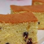 蔓越莓戚風蛋糕