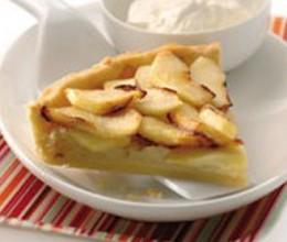 法式苹果馅饼