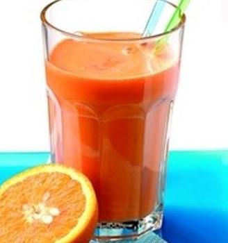 甜菜桔子汁