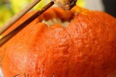 南瓜粉蒸排骨