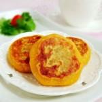 柿子豆沙饼