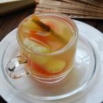 马蹄红萝卜茅根水