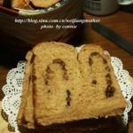 小米紅糖面包