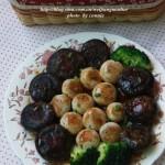 蘑菇小丸子