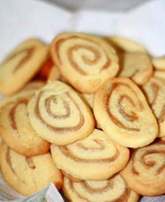 凤梨小饼干