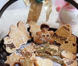 腰果童趣饼干