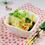 胡萝卜香菜饺子