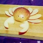 蘋果萌螃蟹