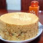 核桃戚风蛋糕