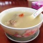 葛菜瘦肉煲生鱼汤