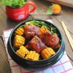 玉米炖猪蹄