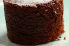 巧克力熔岩蛋糕
