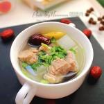 红枣羊肉汤