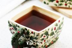 乌梅陈皮茶