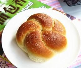 砂糖花环小面包