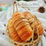 紅豆沙面包卷