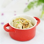 面条菜大肉饺子