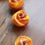 南瓜玫瑰花面包