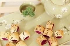 紫玉黄翡酥