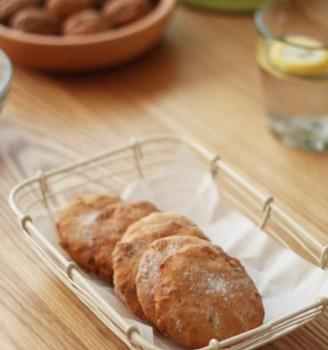 橄榄油核桃饼
