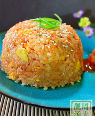 韩式蛋炒饭