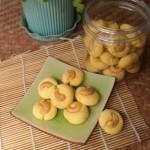 蛋黄腰果小酥饼