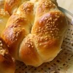 奶香花生小面包