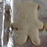 奶香提子小熊饼干