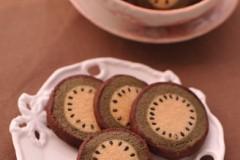 奇异果饼干
