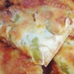 懒人版金枪鱼披萨